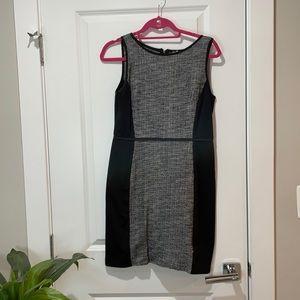 LOFT sleeveless work dress